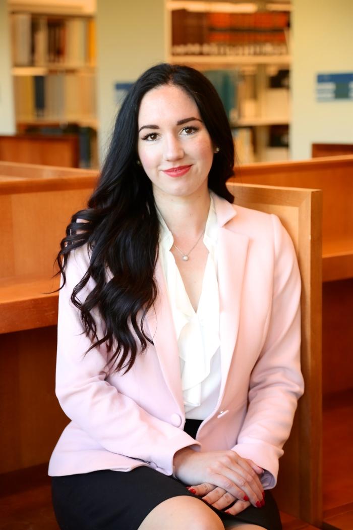 Julianne Zilahy, J.D. 13