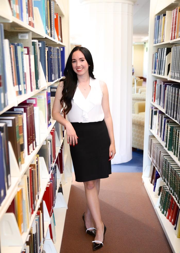 Julianne Zilahy, J.D. 8